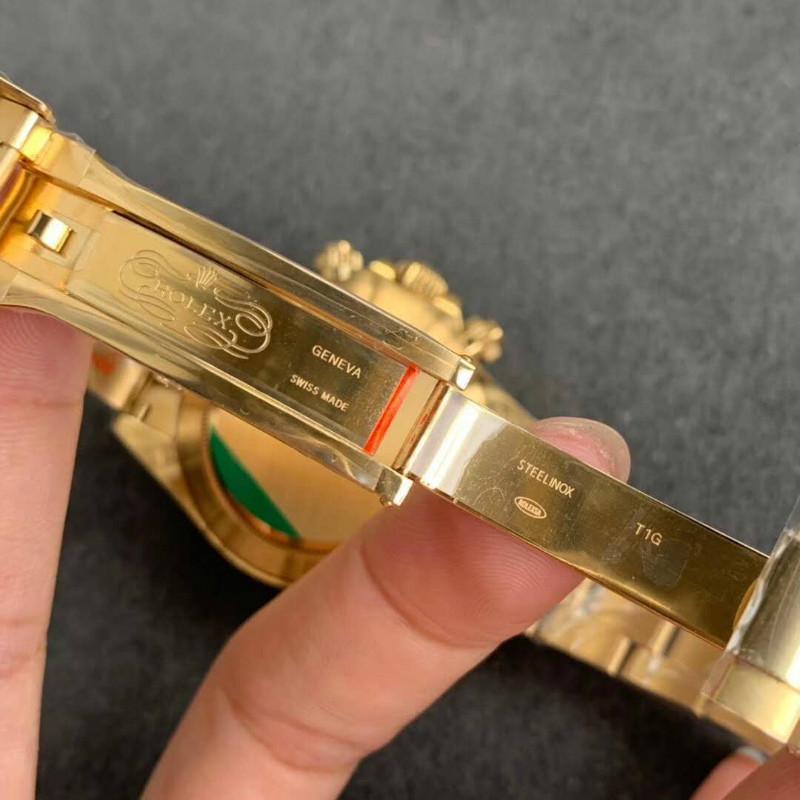 N厂4130机芯劳力士绿金迪m116508,值不值得入手?