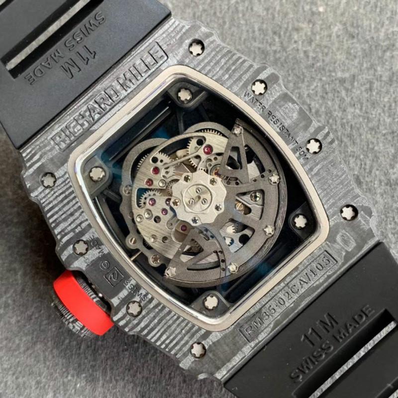 ZF厂理查德米勒RM035怎么样,【揭秘】有什么内幕技术?