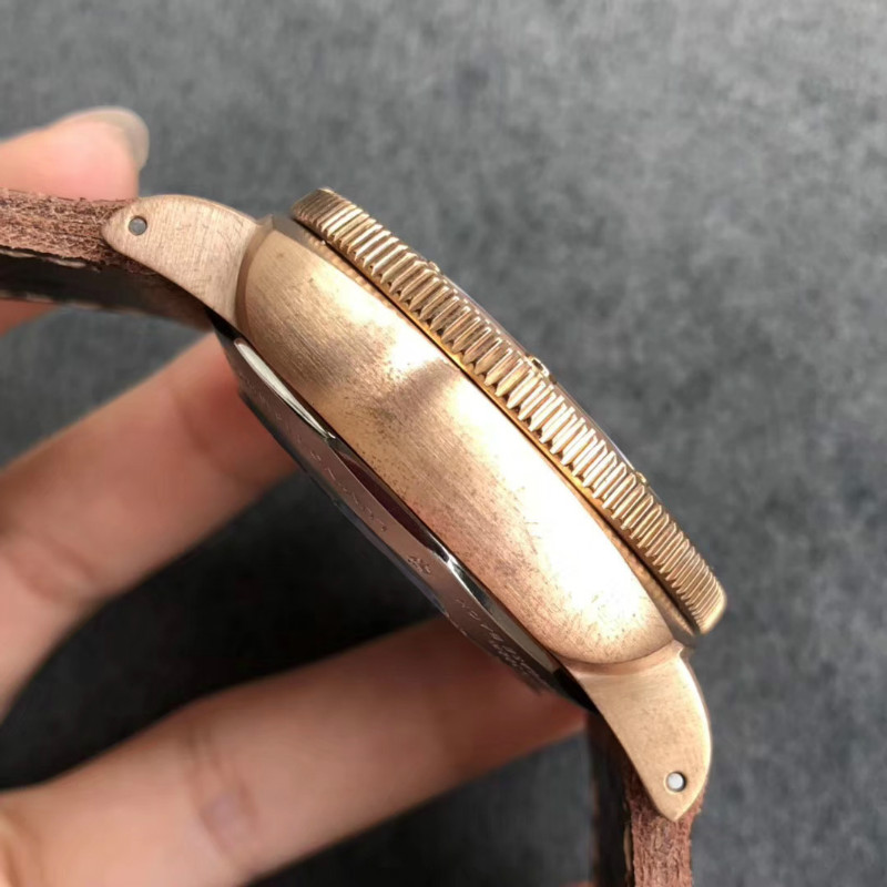 VS厂沛纳海青铜pam382怎么样,到底会不会褪色?