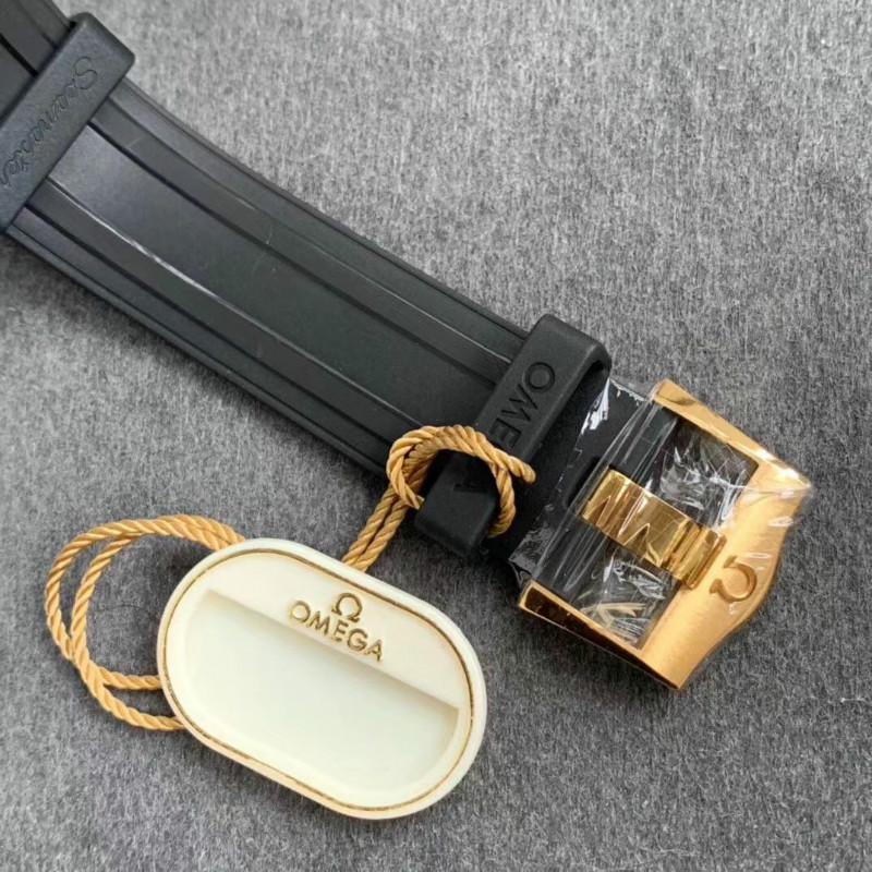 VS厂欧米茄海马007詹姆斯邦德黄金版做工如何,是否值得买?