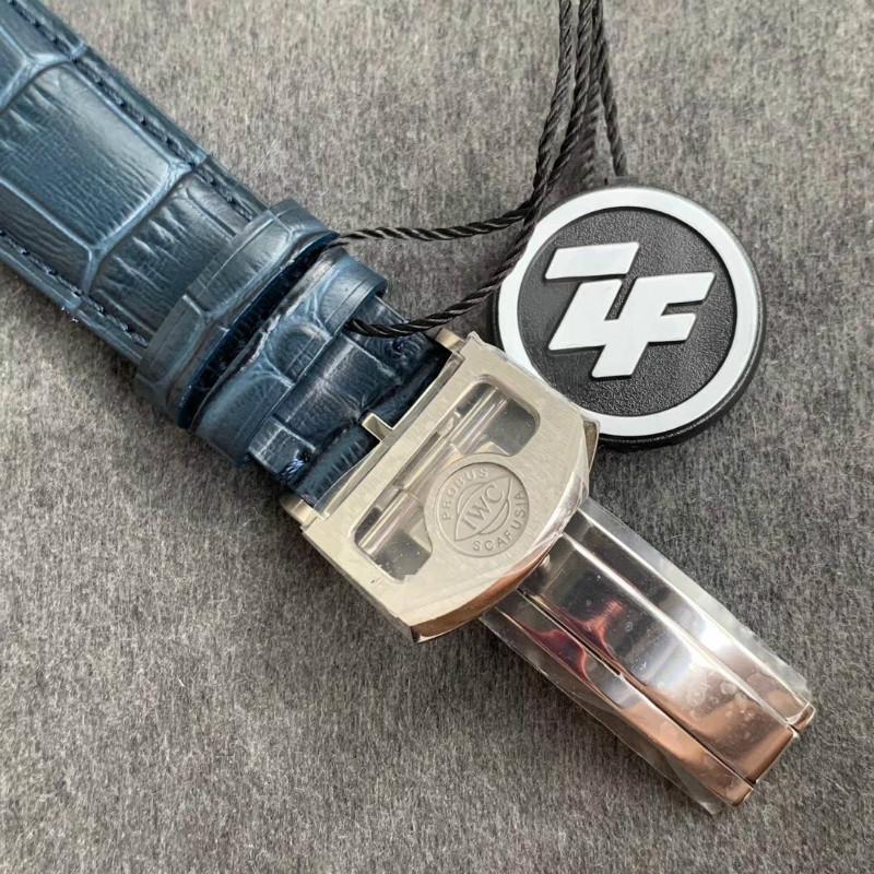 ZF厂万国葡七V5版对比正品,和原版有何差距?