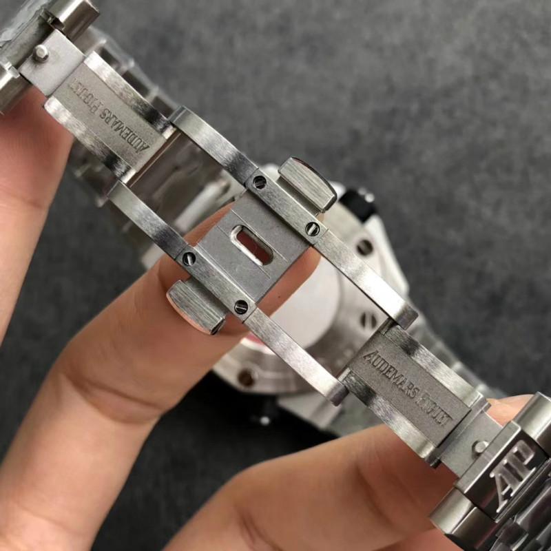JF厂V9S版爱彼15703,质量做工怎么样
