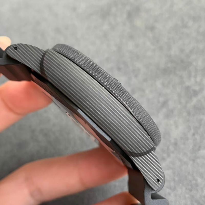 新版VS沛纳海pam01616碳纤维,【揭秘】究竟质量如何?