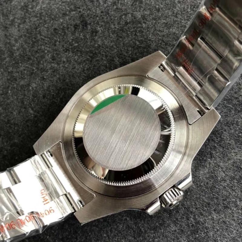 N厂V8版劳力士格林尼治蓝黑圈GMT做工质量如何?值不值得入手?