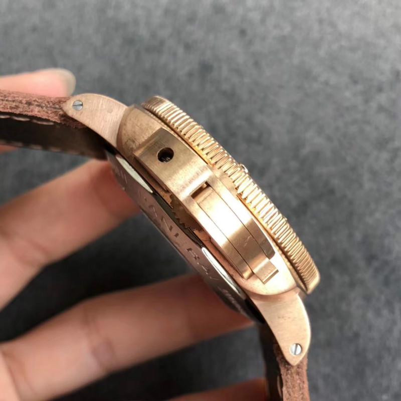 VS厂沛纳海青铜质量如何?值不值得入手?