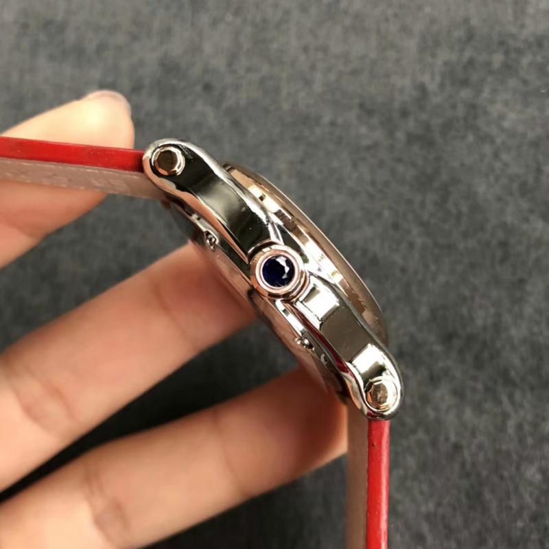 YF厂萧邦快乐钻石V2版机械女表 做工如何?