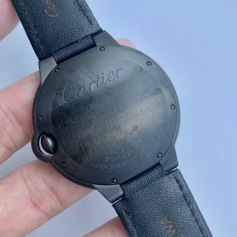 AF厂卡地亚黑骑士WSBB0015,【揭秘】值不值得入手?